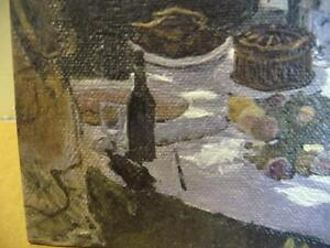 """Art Print Claude Monet """"The Picnic, A Fragment"""" Painted 1866 Stratford Kitchener Area image 5"""