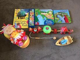 In the Night Garden Toy Set