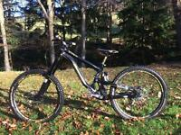Solid Strike dh mountain bike