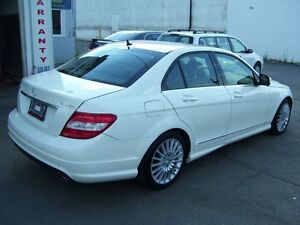 2008 Mercedes-Benz C-Class 2.5L/4 MATIC/BLUETOOTH Kitchener / Waterloo Kitchener Area image 4
