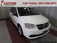 2012 Dodge Grand Caravan SE 3.6L V6  PLUS A/C CRUISE AM/FM RADIO
