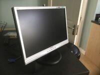 Philips 19 inch monitor