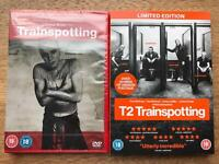 Trainspotting and T2 Trainspotting DVD