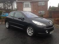 2007 PEUGEOT 207 SPORT 1.6 ** ALL MAJOR CARDS ACCEPTED **