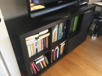 Shelving by unit