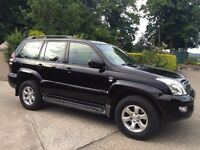 2006 Toyota Land Cruiser LC4 Auto - One Owner - Full History - 8 Seater - 2 Keys - Top Of Range