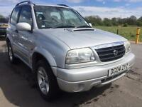 SALE! Bargain Suzuki Grand Vitara diesel 4x4, years MOT low miles ready to go!