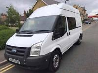 Ford Transit Camper Van executive self build