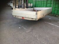 pickup body flat bed £350