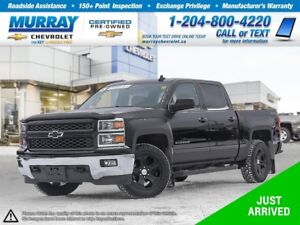 2015 Chevrolet Silverado 1500 LT *Heated Seats, Rear View Camera