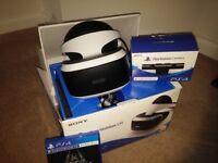 Playstation 4 VR and Skyrim VR