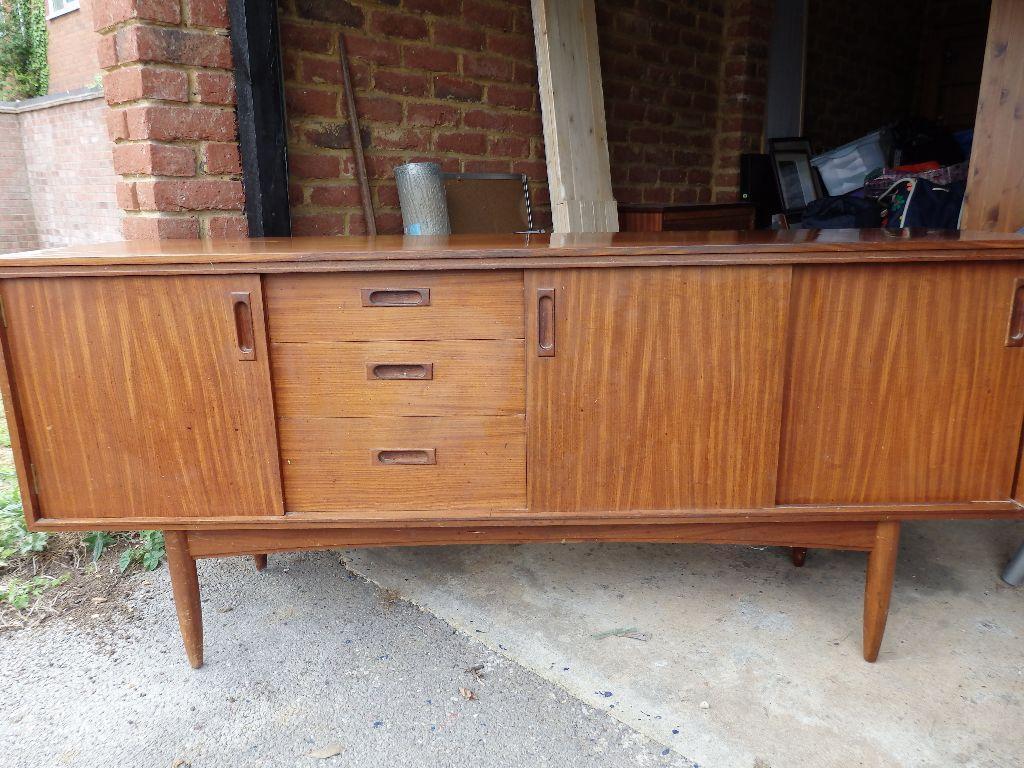 Original 1960s g plan sideboard in wokingham berkshire for Sideboard zumba
