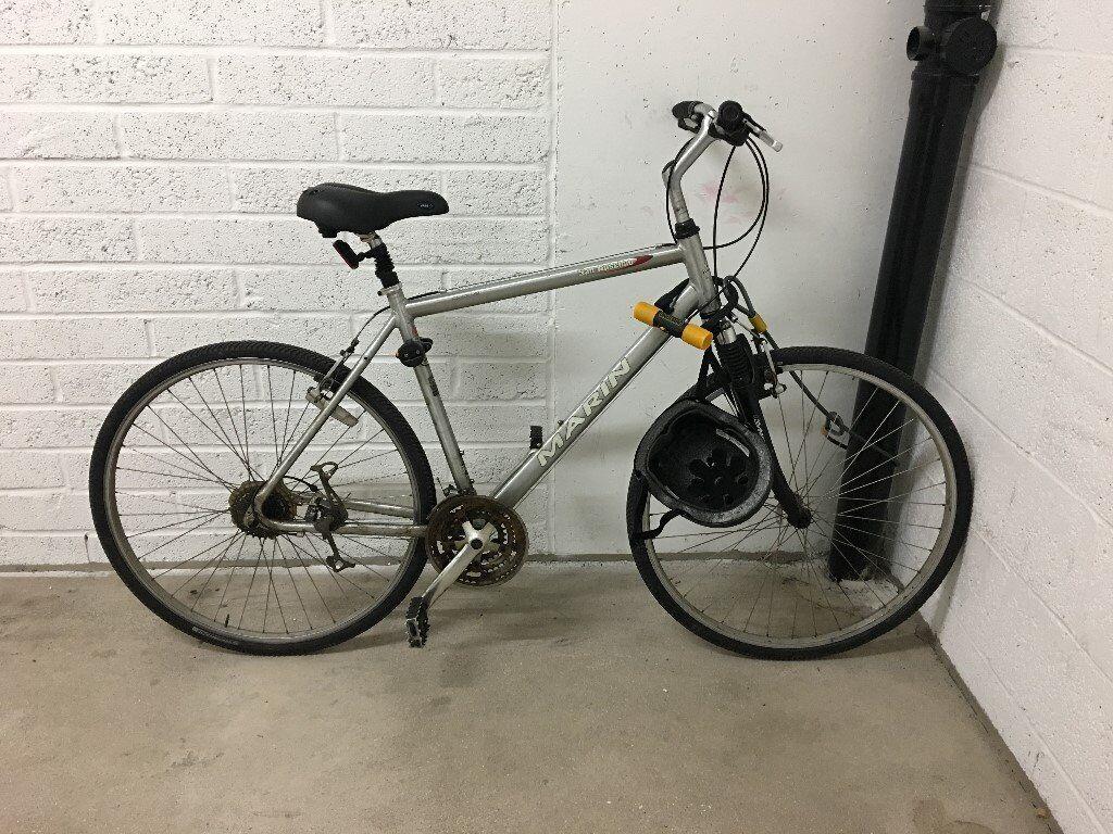 Marin San Anselmo Bicycle Parts Or Repair In Islington London