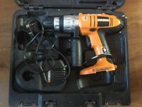 Worx wx14hd 14.4 v cordless hammer drill