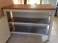 Ikea kitchen island unit