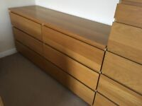 Ikea mall 6 drawer chest of drawers