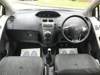 TOYOTA YARIS 2009 1.0**LADY OWNER**JUST 17000 MILES**FRESH MOT**£30 TAX**HPI CLEAR**