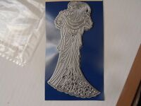 Tattered Lace art deco set