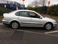 DIESEL SEAT TOLEDO 1.9 TDI FANTASTIC CONDITION HAS NEW CLUTCH TOO PART EXCHANGE CONSIDERED