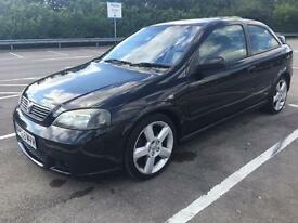 Vauxhall Astra GSI 53 plate 2 litre turbo