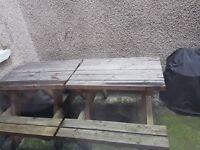 For sale garden Table