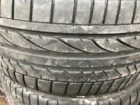 235/50/18 Overstock, Good Quality Part Worn Used Tyres, 195/205/225/215/245/40,45,55,65,10,16,17,19