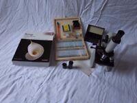 Microscope & Biology Bundle