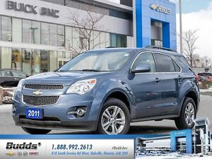 2011 Chevrolet Equinox 1LT SAFETY AND E-TESTED