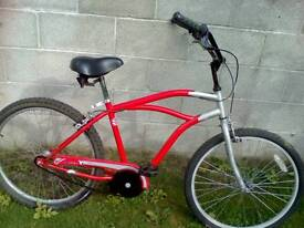 Cruiser mountain Bicycle beach bike