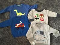 4 jumpers from Next. Size 3-6 months