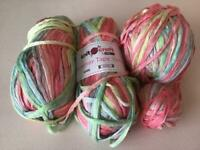 Summer tape yarn