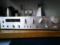 Technics Su-v5 vintage amplifier