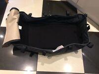 Travel System - Bugaboo Chameleon pram & carrycot, Maxi Cosi car seats (pebble & pearl), ISOFIX base