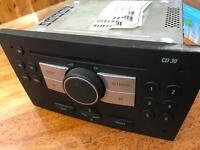 Vauxhall CD player Astra omega vectra