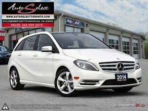 2014 Mercedes-Benz B-Class B250 ONLY 77K! **TECHNOLOGY PKG**...