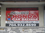 Beaver's Honda Car Salvage