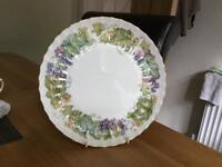 Aynsley &Royal Worcester display plates