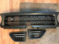 Range Rover Sport 2011 Front Grill and side vents