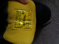 Trojan GORE-TEX Safety working Boot size 6