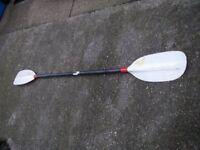 Kayak paddles for sale