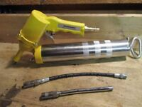 SILVERLINE 427558 AIR GREASE GUN (BRAND NEW) £8.00
