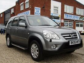Honda Cr-V 2.2 i-CDTi Sport Station Wagon 5dr, 1 lady owner from new