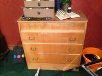 Antique-Style Chest of Drawers