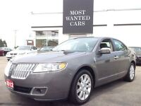 2012 Lincoln MKZ A/C LEATHER SEATS | BACK UP SENSORS | ROOF - NO