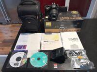 100% GENUINE - Nikon D5100 Digital SLR Camera with 18-55mm VR Lens Kit (16.2MP) 3 inch LCD