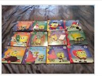 Spongebob Squarepants Books set of 12