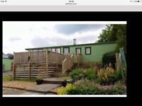 Beautiful homely static caravan situated in the Ribble Valley at Todber Valley Caravan Park