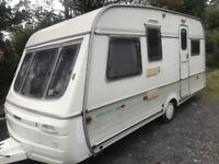 1996 Swift danette 4 5 Berth Touring Caravan