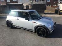 Mini one 1.6 , may px or swap for smaller engine car