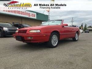 1993 Chrysler LeBaron GTC! CONVERTIBLE! 5 SPEED!